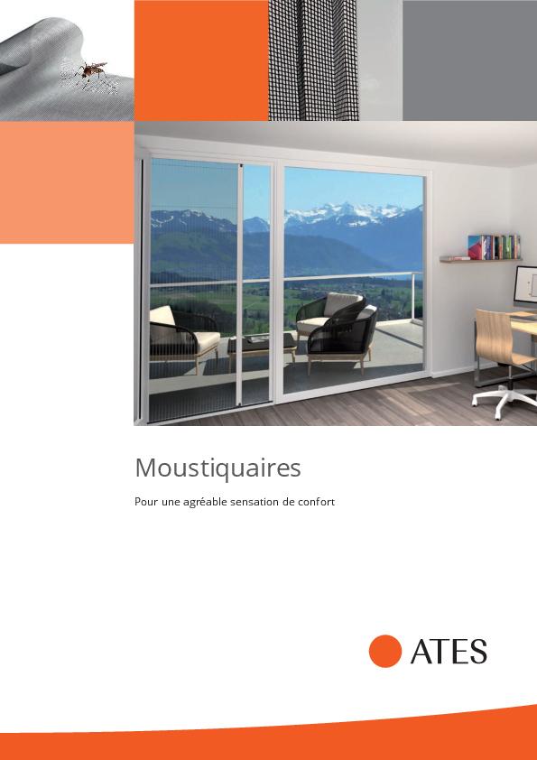Brochure moustiquaires
