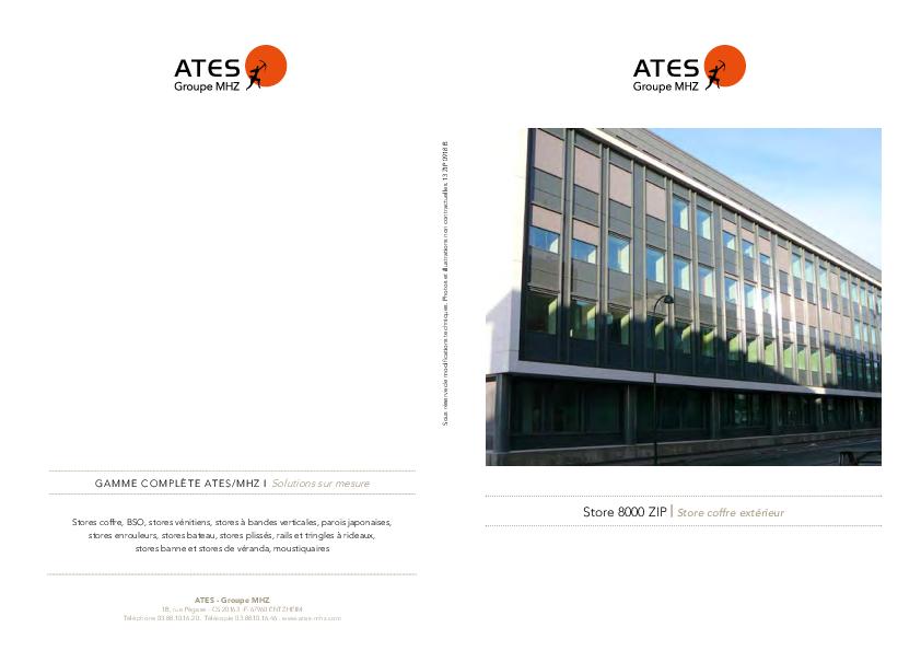 Brochure store 8000 ZIP
