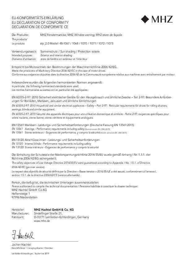 EU-Konformitäts-Erklärung Fenstermarkise zip_2.0
