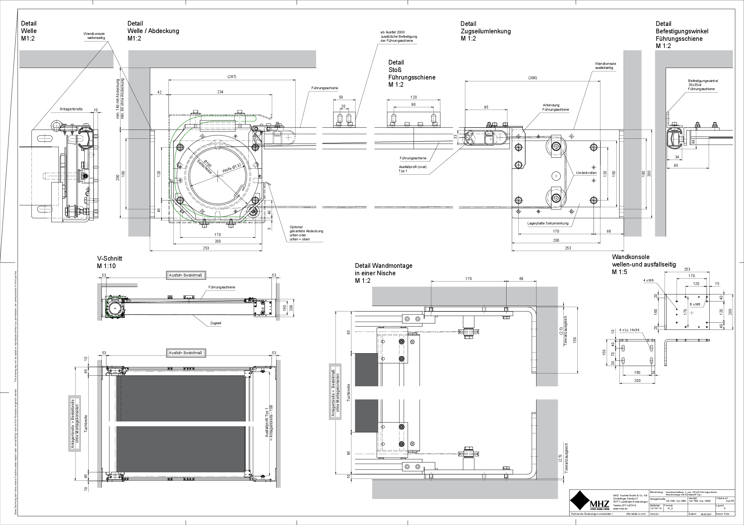 Technische Zeichnung Beschattung k_oax 132 (pdf)