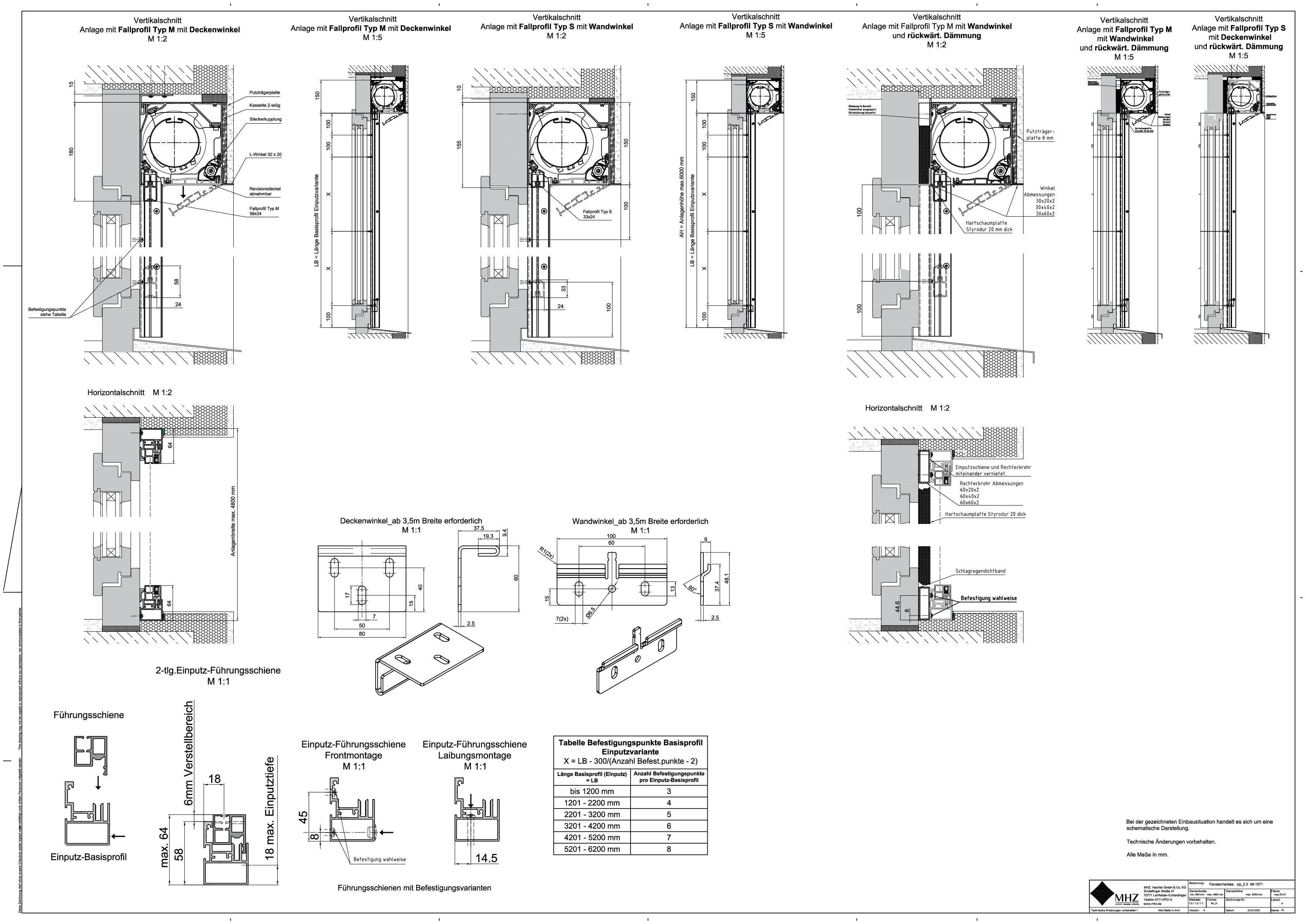 Technische Zeichnung Fenstermarkisen zip_2.0 48-1071 (pdf)
